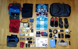 Minaal Carry-on Backpack and Chris Gaffney's Gear Essentials for Ibiza