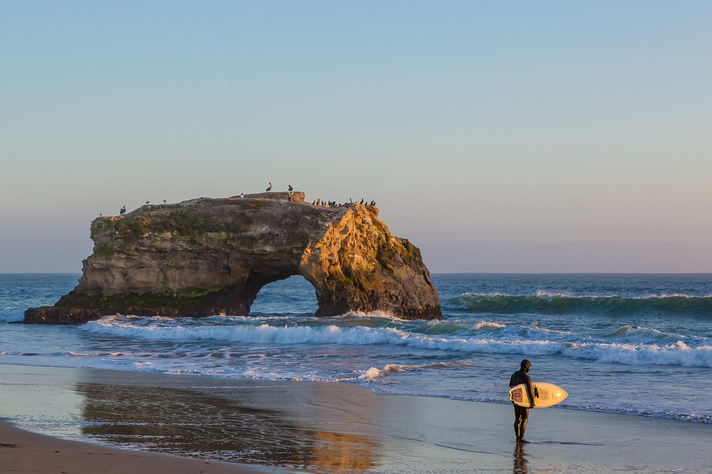 an analysis of the natural bridges state beach in santa cruz Natural bridges state beach in santa cruz has much to offer photographers, children and other beach-goers don't be fooled by the name--though this beach used to have several natural bridges, it now has just one.