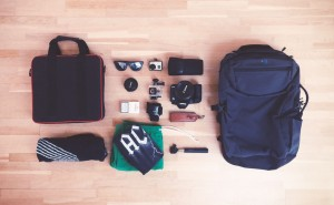 Pontus Madsen Packing His Minaal Carry-on Backpack for the Commute to Big South Design Studio