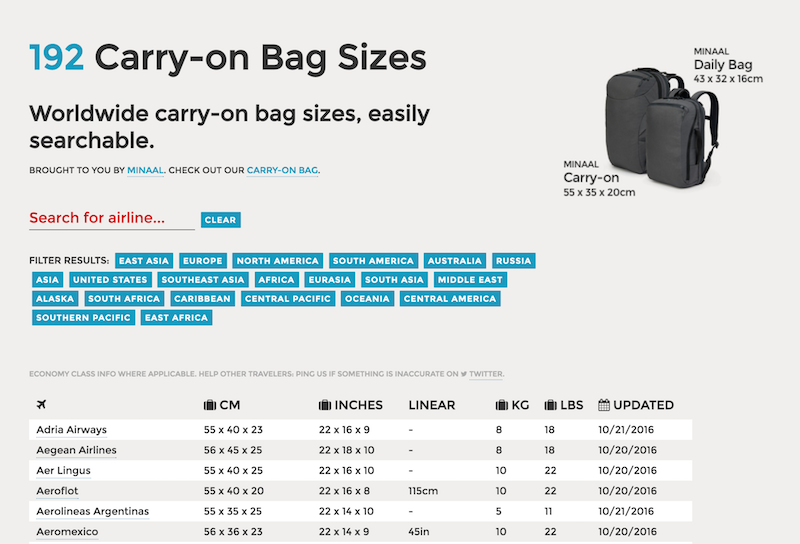 192 Carryonbagsizes.com Launch Graphic