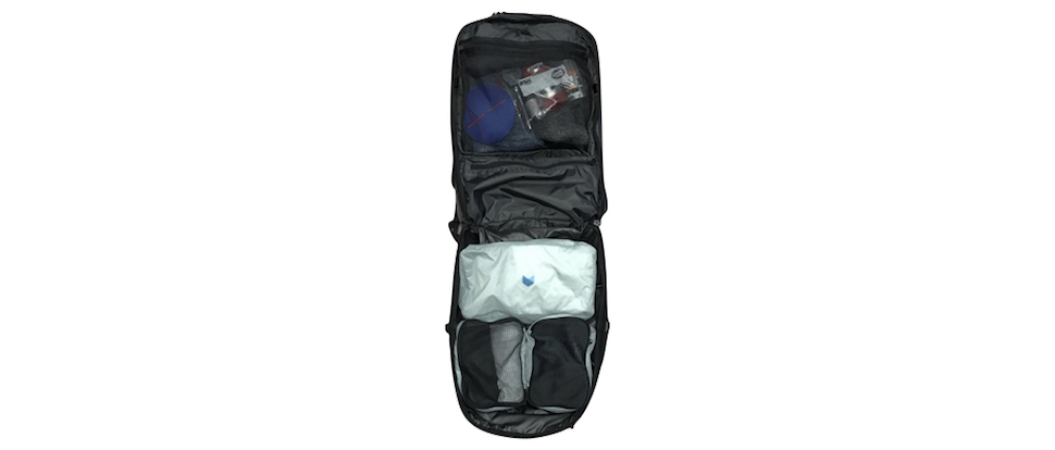 How to pack a suit in a carry-on bag Step 16