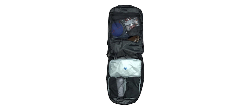 How to pack a suit in a carry-on bag Step 17