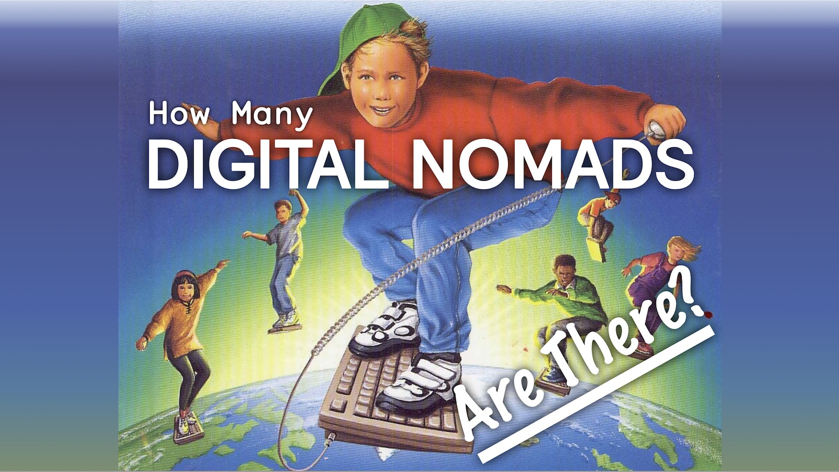 How Many Digital Nomads Are There?