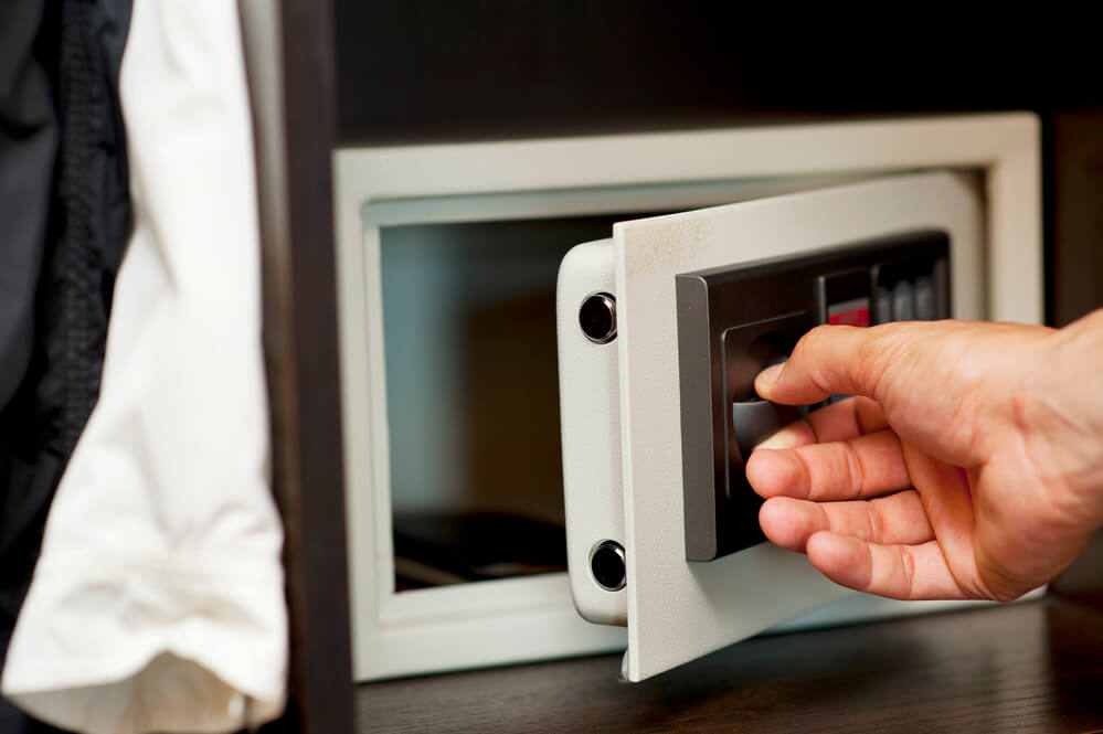 How to Keep Your Passport Safe – Use the Hotel Safe