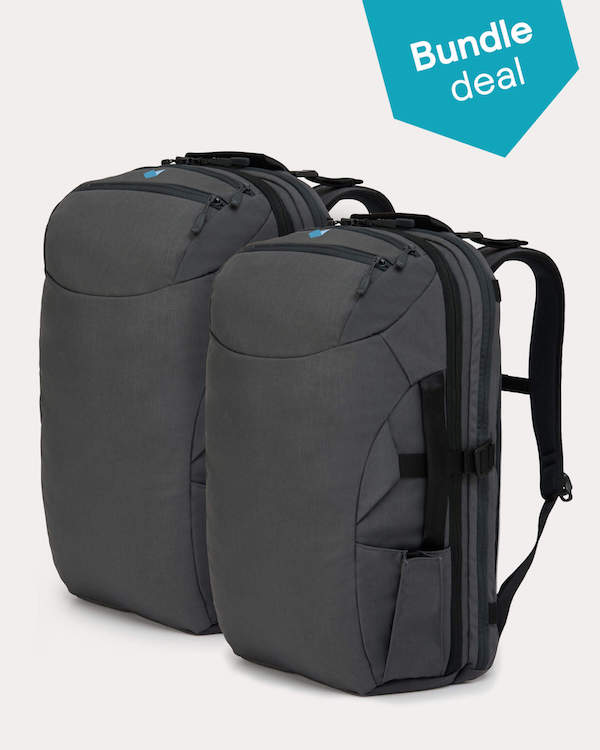 Minaal Partner Bundles Photo Contest - Carry-on 2.0 Partner Bundle - Vancouver Grey