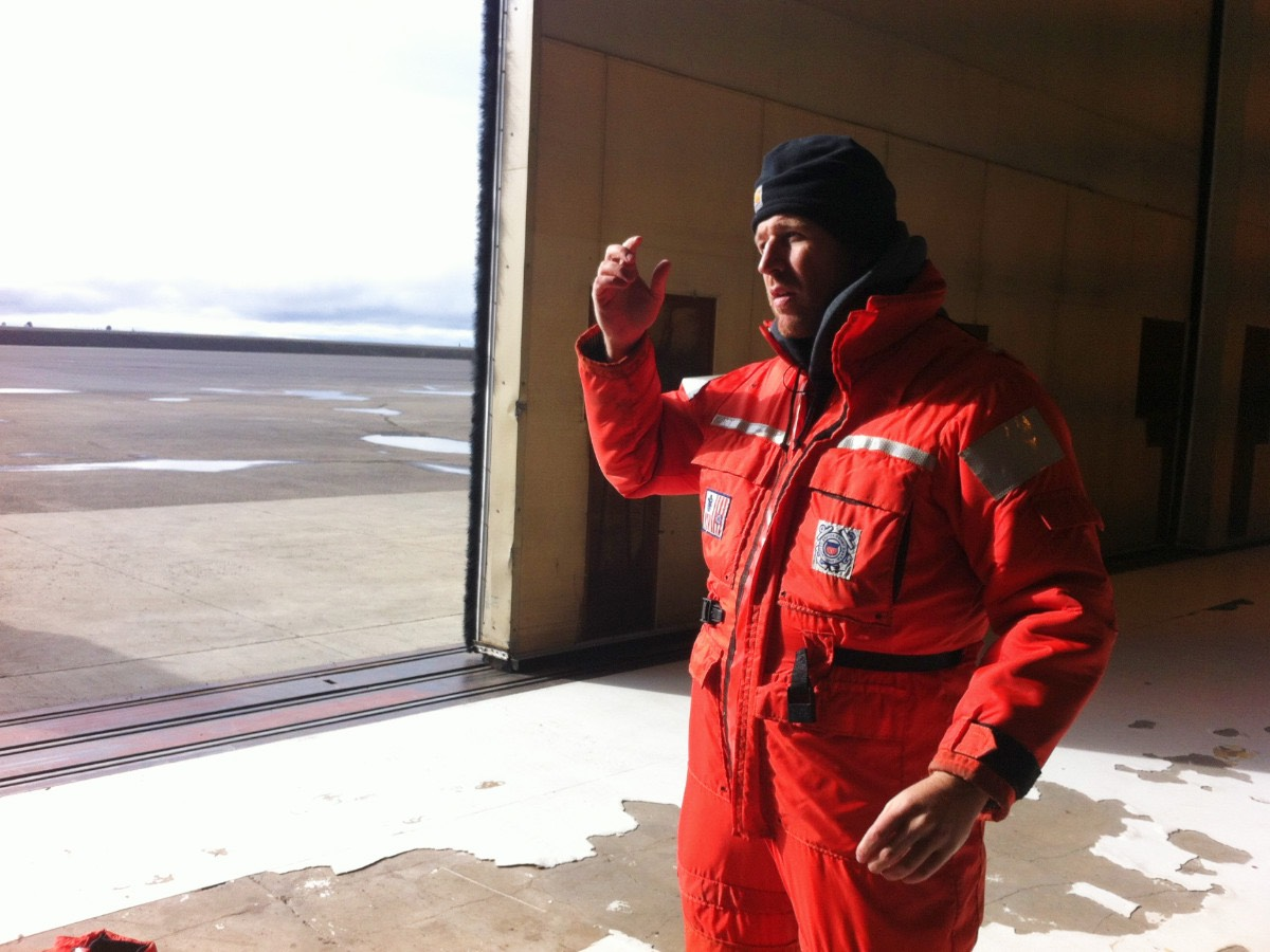 Maker Interview - Director of Photography, in the Arctic